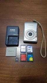 Câmera Digital Canon Powershot Sd630 Digital Elph