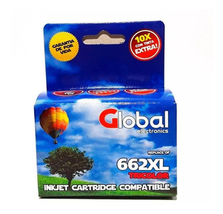 Cartucho Alternativo 662xl Global