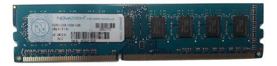 Memoria Ddr3 Novatech 2gb 1333mhz Pc3-10600 16 Chips 13