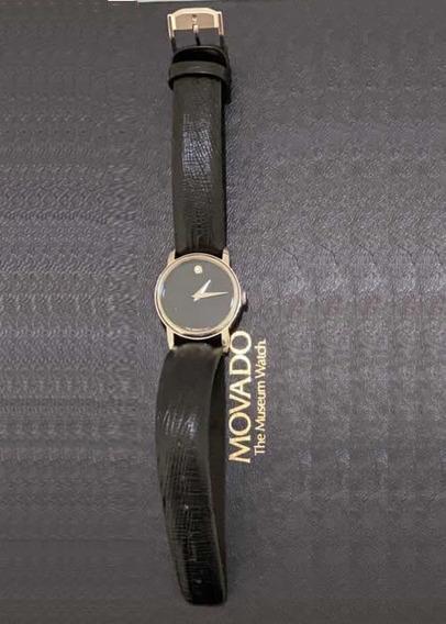 Relógio Movado 2100001 The Museum Watch