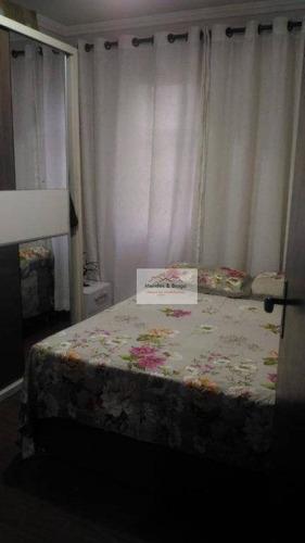 Imagem 1 de 19 de Apartamento À Venda, 47 M² Por R$ 180.000,00 - Vila Izabel - Guarulhos/sp - Ap1950