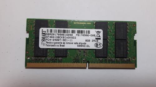Memória Smart 8gb Pc4 2400t