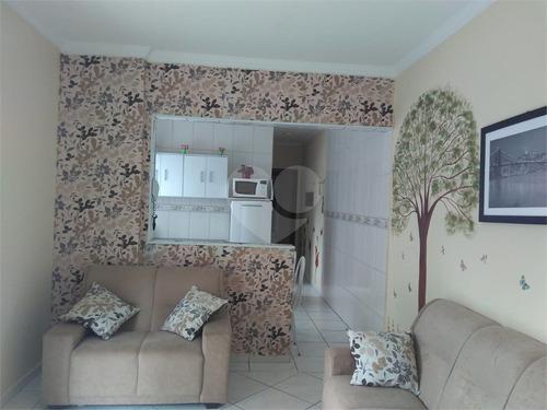Imagem 1 de 16 de Apartamento A Venda Com 1 Dormitorio, 1 Vaga De Gara 50 Metros Da Praia. Guilhermina - Praia Grande. - Reo572065