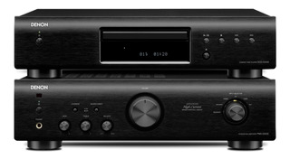 Denon Pma-520ae + Dcd-520ae Amplificador Y Compactera