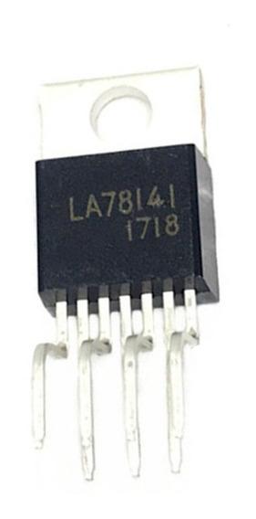 La78041 La 78041 Salida Vertical