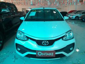 Toyota Etios 1.5 16v Platinum Aut. 4p - Ontake 9915