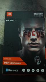 Fone De Ouvido Bluetooth Com Microfone Jbl Focus 500