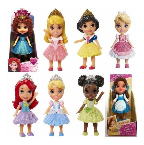 Muñecas Mini Toddler Sparkles
