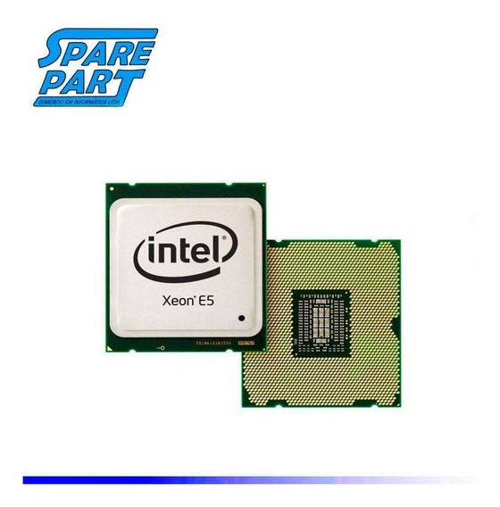 Intel Xeon E5-2609 Quad Core 2.4ghz/10mb/6.4 Gt/s/lga2011