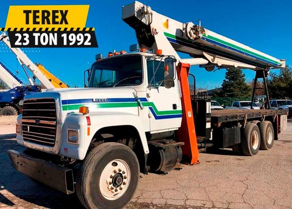 Grua Titan Ford - Terex 23.5 Tons 1993