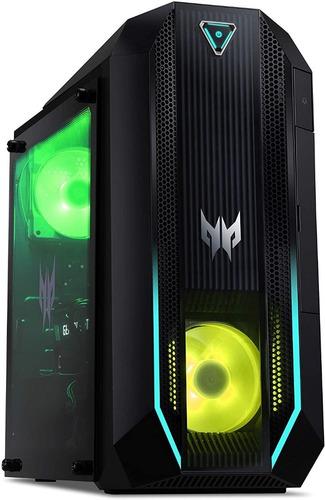 Imagen 1 de 4 de Cpu Gaming Acer Predator Rtx3070 I7 10th 16gb Ram 512gb 1tb
