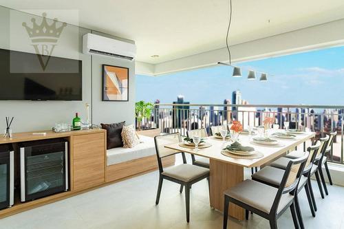 Apartamento Com 3 Dormitórios À Venda, 88 M² Por R$ 769.000,00 - Freguesia Do Ó - São Paulo/sp - Ap5563