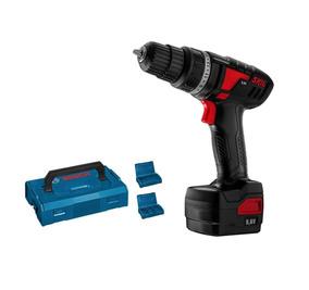 Taladro/atornillador 2212 - 9,6 V + L-boxx Mini