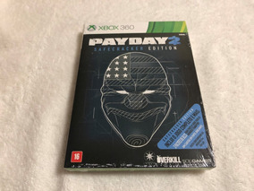 Payday 2 Safecracker Edition - Lacrado De Fabrica
