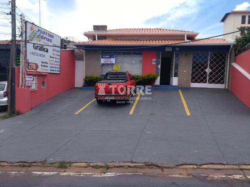 Imagem 1 de 18 de Casa Para Aluguel Em Jardim Chapadão - Ca003831