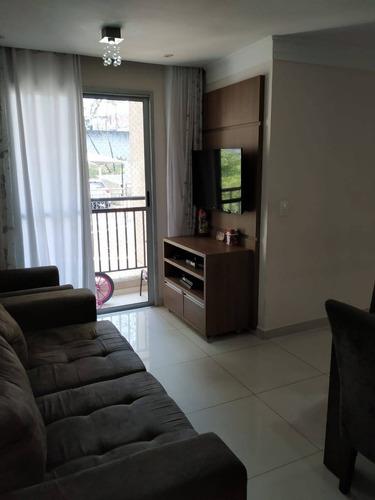 Apartamento Com 2 Quartos À Venda No Residencial Floriza Ll. - 861