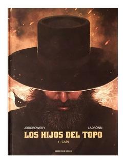 Hijos Del Topo - Reservoir Books - Alejandro Jodorowsky