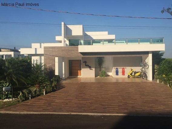Casa Terrea Condominio Portal Japy Golf Club, Cabreuva - Ca02323 - 33651246
