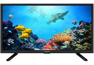 Televisor Led De 22 Daewoo Modelo L22v4600tn
