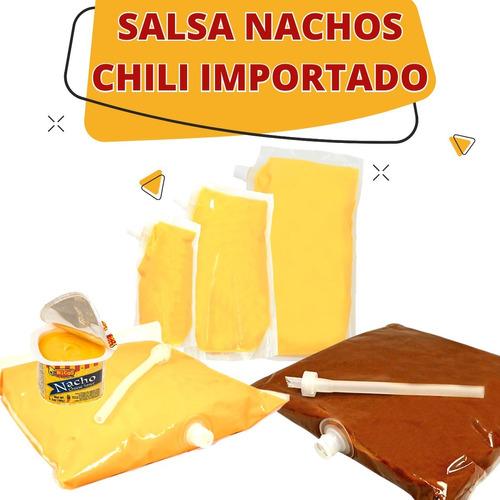 Queso Salsa Cheddar Cine Nachos - Entrega Quito Envio Prov.
