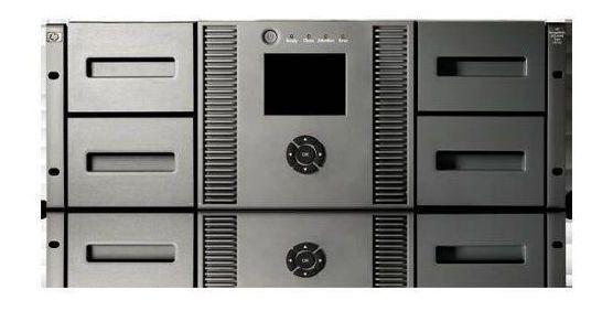 Storage Tape Library Hp Storageworks Msl4048 Lto4 Com Nf