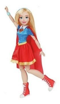 Muñeca Dc Articulada 45 Cm Supergirl (56088) - . Wabro