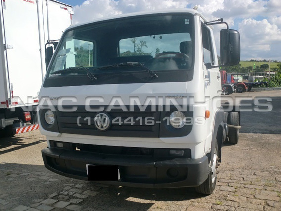 Vw 8.160 Drc 4x2 Ano 2014/2015 No Chassi