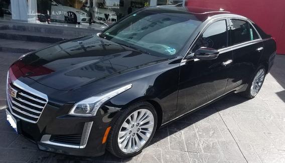Cadillac Cts 2019 3.6 Premium V6 Biturbo At