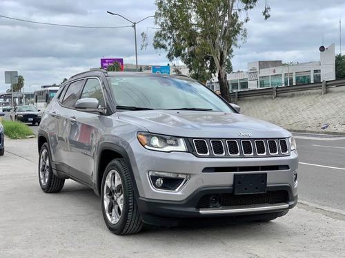 Imagen 1 de 15 de Jeep Compass 2019 2.4 Limited 4x2 At