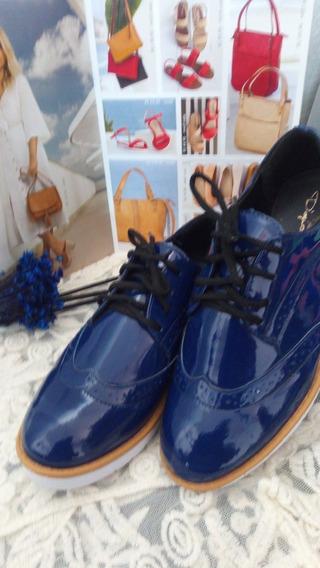 Oxford Azul Marinho