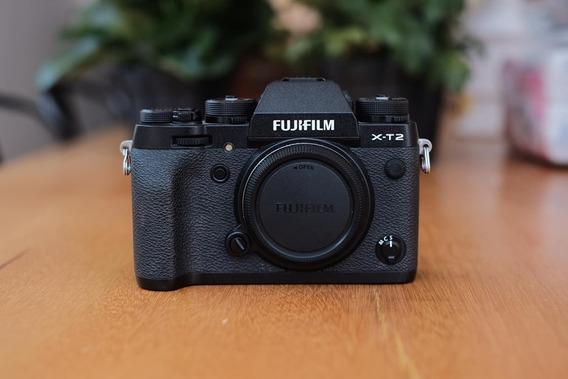 Câmera Fujifilm Xt2 X-t2 Xt-2 (somente Corpo)