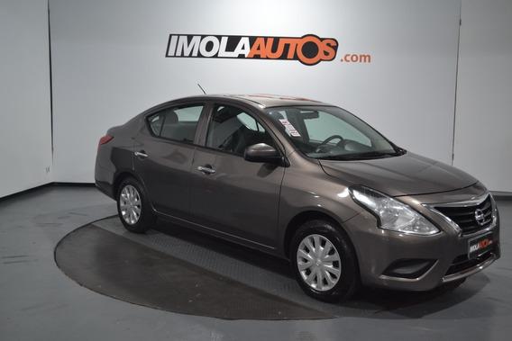 *oferta* Nissan Versa 1.6 Sense Mt 2017- Imolaautos