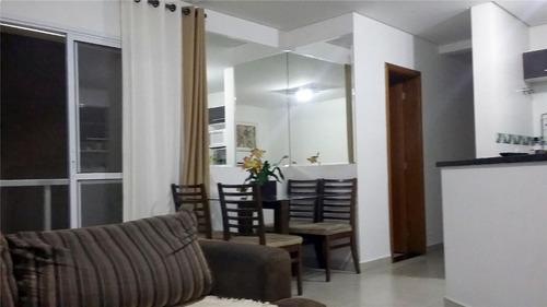 Apartamento À Venda, 2 Quartos, 1 Vaga, Dos Casa - São Bernardo Do Campo/sp - 30558