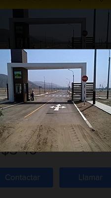 Terreno Santa Rosa -120 M 2-los Portales Agua, Luz, Veredas