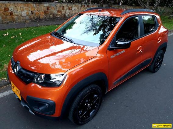 Renault Kwid Outsider 1.0 Mecánico Hb