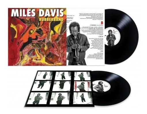 Miles Davis Rubberband Vinilo 2 Lp Nuevo 2019 En Stock