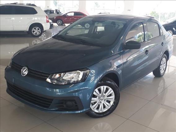 Volkswagen Voyage 1.0 12v Mpi Totalflex