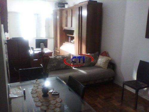 Imagem 1 de 6 de Apartamento Residencial À Venda, Jardim Chácara Inglesa, São Bernardo Do Campo - Ap1613. - Ap1613