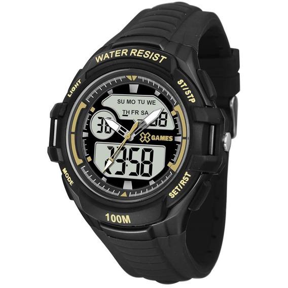 Relógio X Games Masculino Xmppa230 Bxpx Esportivo Anadigi