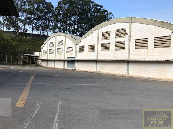 Condomínio Industrial Guarulhos - Galpão - Eb85026