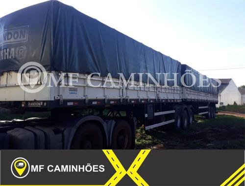Bitrenzão Randon Graneleiro 3x3 Longo 2014/2015 S/pneus.
