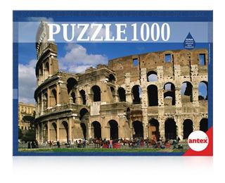 Rompecabezas Antex X 1000 Piezas Coliseo 2215 (4877)