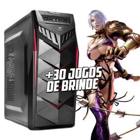 Computador Imperiums G4560, 8gb, Hd 1tb, Rx 550 4gb, 500w