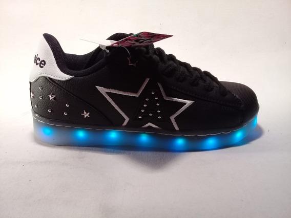 Zapatillas Addnice Con Led Estrellas