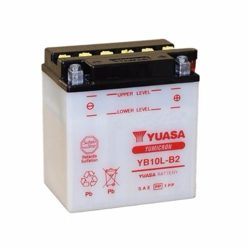 Bateria Yuasa Gs 500 E 2005 2006 2007 2008 Original Yb10lb2