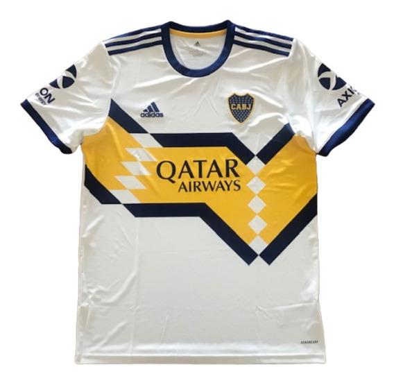 Camisa Boca Juniors Away 2020 Sambaquifut
