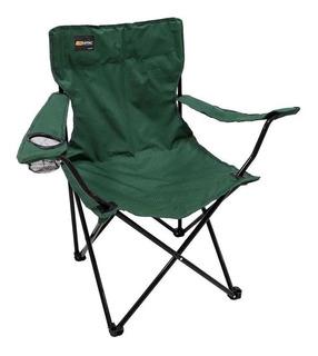 Cadeira Para Camping Pesca Dobrável Alvorada Cores Nautika