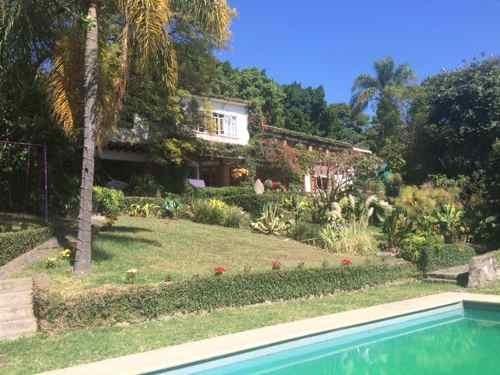 Casa En Venta En Cuernavaca Morelos. ( 4842 )