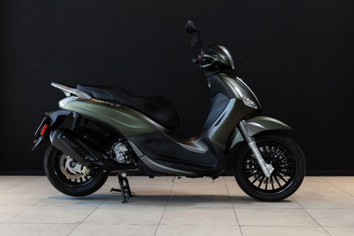 Scooter Piaggio Beverly 300 No Kymco No X Town