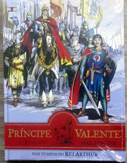 Oferta! Principe Valente Edição Luxo Volume Novo ! Só 38,00